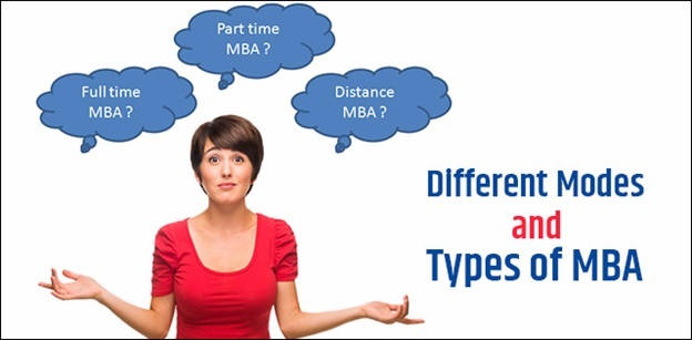 MBA FAQs: Type/Modes of MBA Degree Course