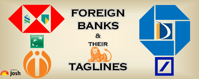 MBA Quiz: Guess the foreign bank from its tagline