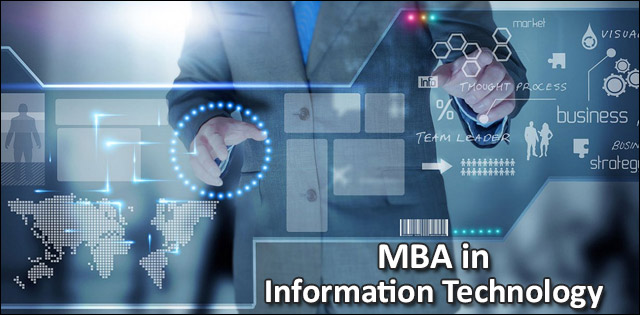 Technology Management Image: MBA In Information Technology (IT): Career Options