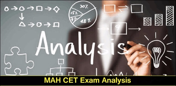 MAH CET Exam Analysis 2018