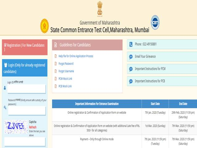 mba cet 2020 admit card
