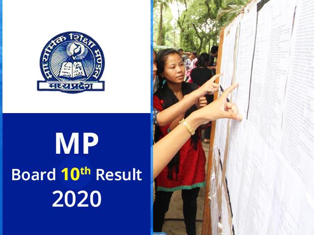MP-Board-10th-Result-2020
