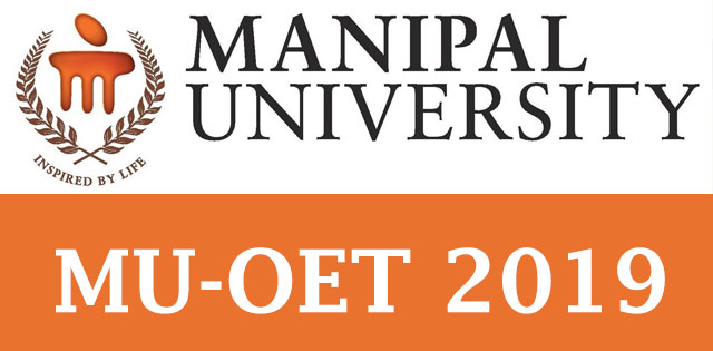 MU OET 2019: Manipal University application form released at manipal.edu, check now