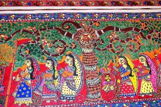 Unknown and interesting facts about Madhubani Painting