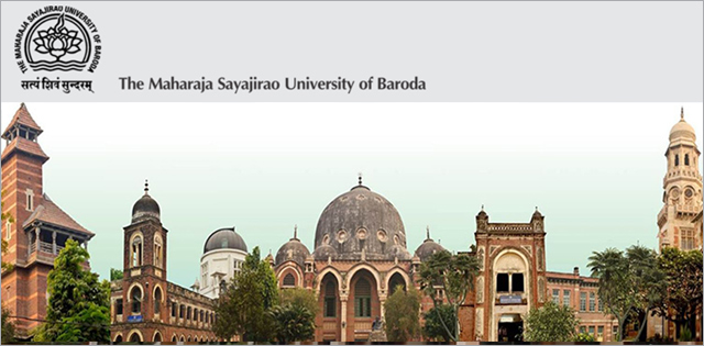 Maharaja Sayajirao University of Baroda Project Fellow Posts Job 2018