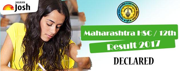 Maharashtra HSC Result 2017 Declared, Get HSC Result 2017 @ mahresult.nic.in