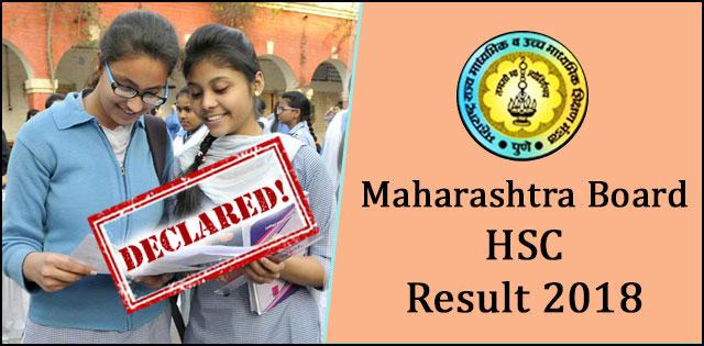 Maharashtra HSC Result 2018