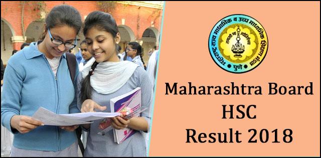HSC Result 2018 Maharashtra Board Online