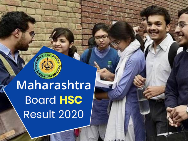 Maharashtra Board HSC (12th) Result 2020