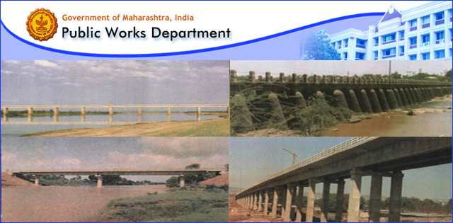 Maharashtra PWD Junior Engineer Posts Job 2018