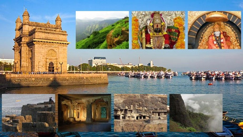 Maharastra famous tourists places in India