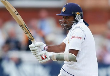 Mahela Jayawardene in test