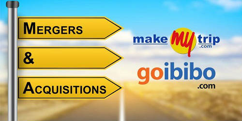 Makemytrip and ibibo
