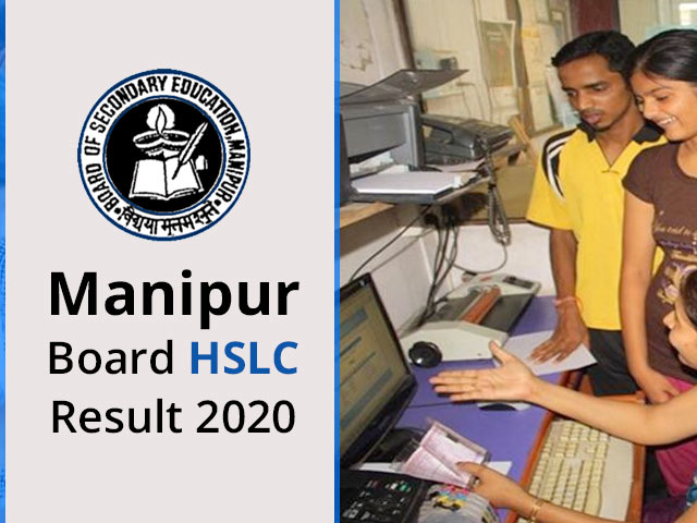 Manipur Board HSLC (10th) Result 2020