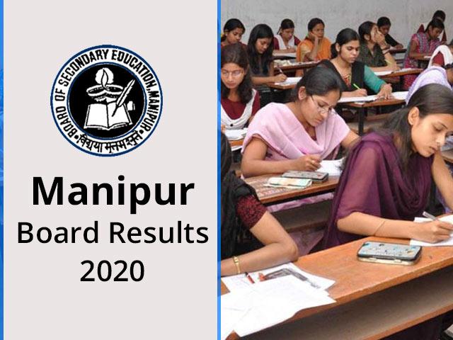 Manipur Board Result 2020