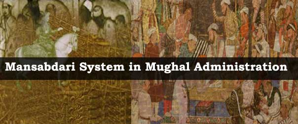 the mansabdari system in the mughal Mansabdari system in mughal dynasty mansab was the generic term for the military type grading of all imperial officials of the mughal.