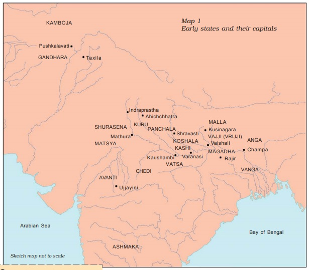 Cbse 12th History Board Exam 2020 Important Map Work Solved