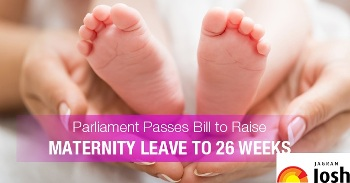 The Maternity Bill, 2016