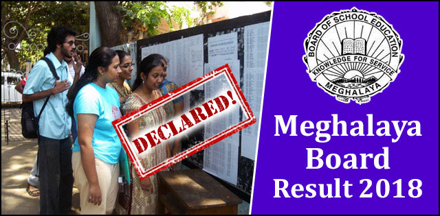 MBOSE Result 2018