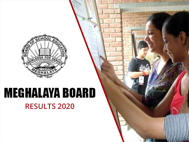 Meghalaya Board Result 2020