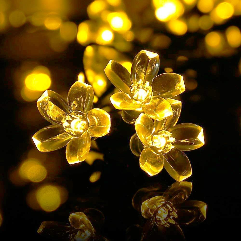 Blossom Flower Fairy String Lights