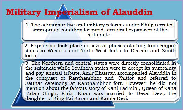 Military of Alauddin