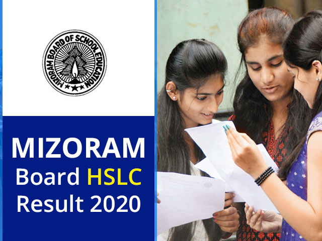 Mizoram Board HSLC Result 2020