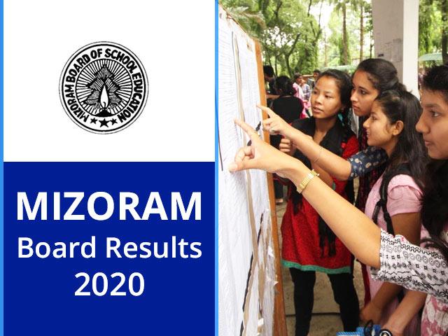 Mizoram Board Result 2020
