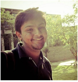 Mrinal Parekh, 1st Year Student, Co-founder at Globsol