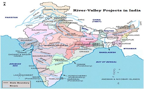 river valleys essay