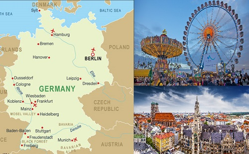 It Is The Third Largest City In Germany After Berlin And Hamburg Known For Centre Of Art Advanced Technologies Finance Publishing Culture