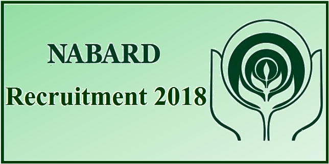 NABARD Assistant Manager Recruitment (Grade A) 2018