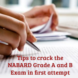 NABARD Grade A and Grade B Officer Exam: Tips to crack the NABARD in first attempt