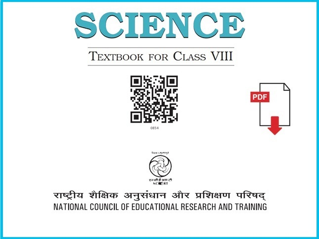NCERT Class 8 Science Book in Hindi & English: Download PDF