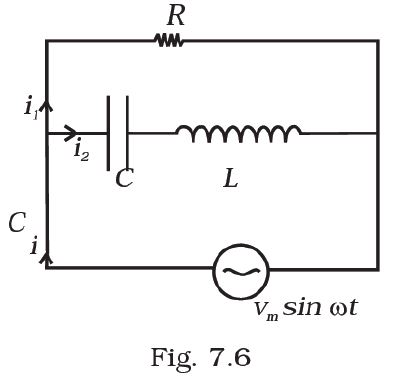 NCERT Exemplar Solutions for Class 12 Physics - Chapter 7: Alternating Current (LA) - Q 7.29
