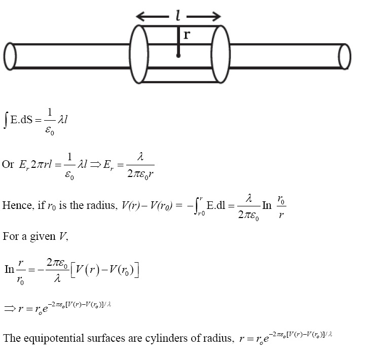 NCERT Exemplar Solutions for CBSE Class 12 Physics - Chapter 2: Answer of question number 2.24
