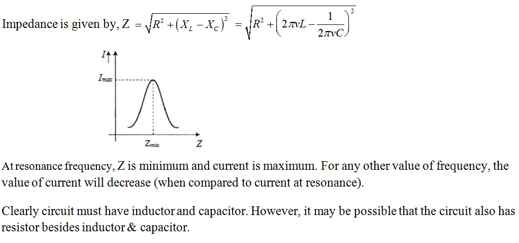NCERT Exemplar Solutions for Class 12 Physics - Chapter 7: Alternating Current (Solution 7.8)