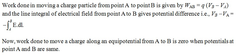 NCERT Exemplar Solution for CBSE Class 12 Physics, Chapter 2: Electrostatic Potential & Capacitance, Solution 2.9