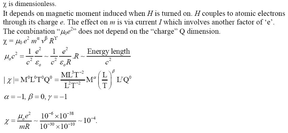 NCERT Exemplar Solutions for CBSE Class 12 Physics ‒ Chapter 5: Magnetism and Matter (Solution 5.22)