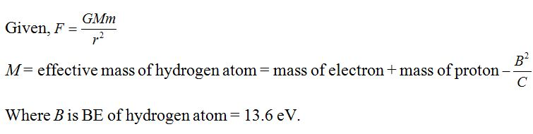 NCERT Exemplar Solutions for CBSE Class 12 Physics: Chapter 13 – Nuclei (Solution of Question 13.2)