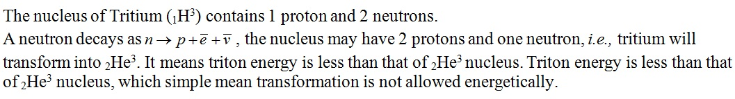 NCERT Exemplar Solutions for CBSE Class 12 Physics: Chapter 13 – Nuclei (Solution of Question 13.5)