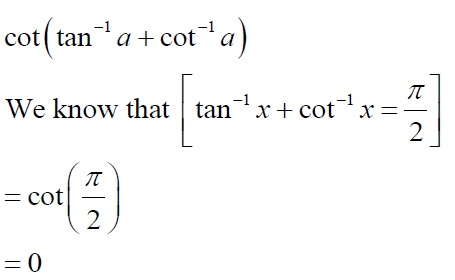 NCERT Solutions for CBSE Class 12 Mathematics ‒ Chapter 2: Inverse Trigonometric Functions (Exercise 2.2), Solution 12