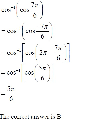 NCERT Solutions for CBSE Class 12 Mathematics ‒ Chapter 2: Inverse Trigonometric Functions (Exercise 2.2, Solution: 19)