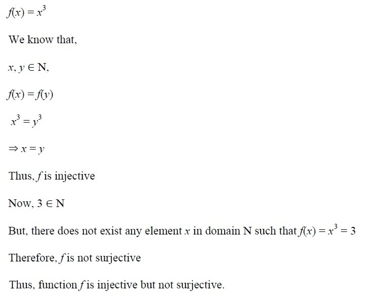 NCERT Solutions for CBSE Class 12th Maths, Chapter 1: Relations and Functions, Exercise 1.2, Solution No. 2 (iv)