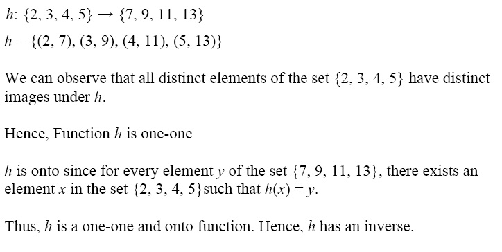 NCERT Solutions for CBSE Class 12 Mathematics ‒ Chapter 1: Relations and Functions, Exercise 1.3, Question number 5 (iii)