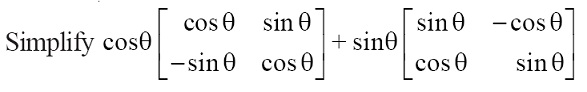 NCERT Solutions for Class 12 Mathematics ‒ Chapter 3: Matrices (Exercise 3.2; question 6)
