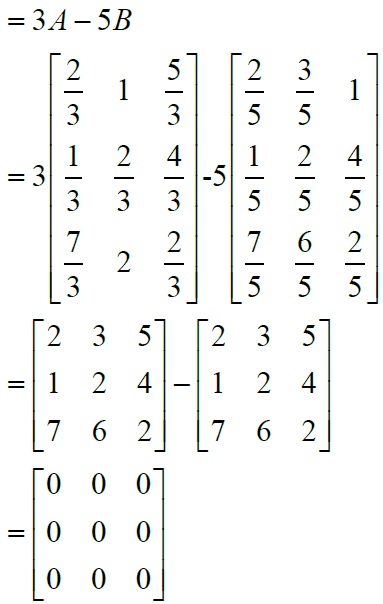 NCERT Solutions for Class 12 Mathematics ‒ Chapter 3: Matrices (Exercise 3.2; solution 5)