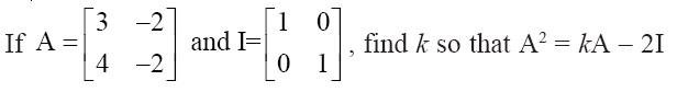 NCERT Solutions for CBSE Class 12 Mathematics ‒ Chapter 3: Matrices, Question 17