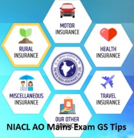 NIACL AO Mains Exam 2018: Tips and Strategy for GS Preparation