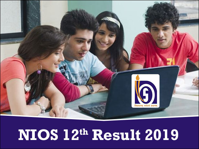 Check NIOS 12th Result 2019, Class 12 National Open School